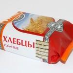 хлебцы в обычной упаковке