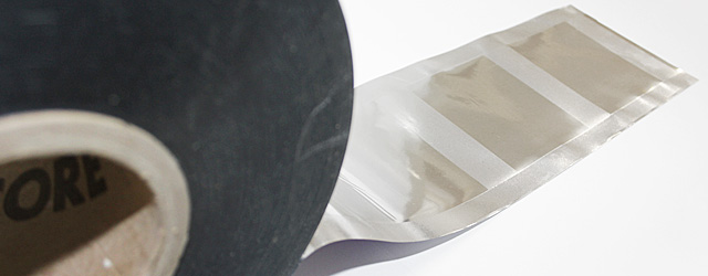 сетка холодного клея на плёнке