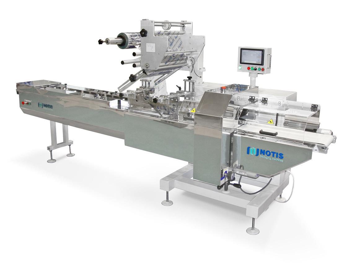 горизонтальный упаковочный автомат МГУ-НОТИС-150