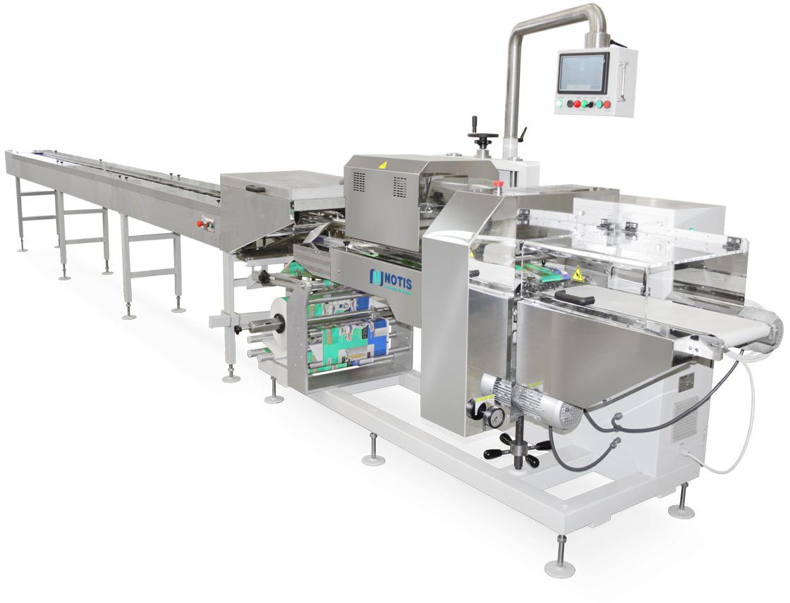 горизонтальный упаковочный автомат МГУ-НОТИС-Н-210